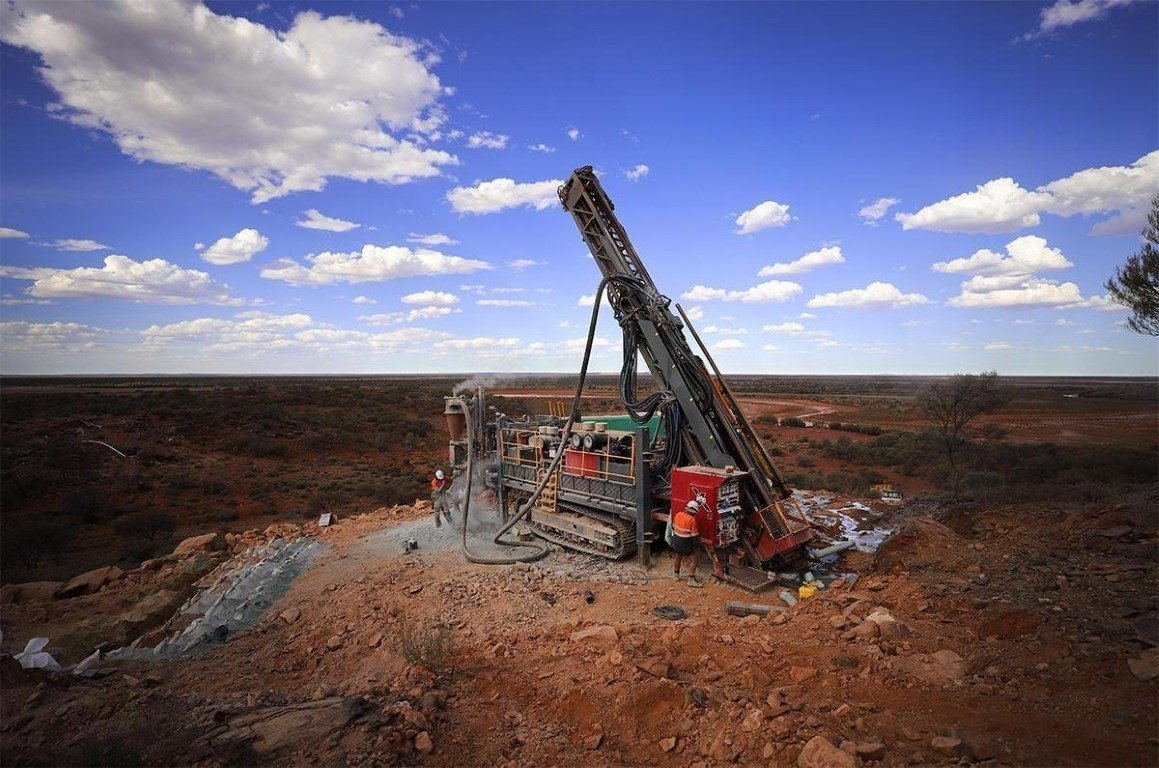 track rig - Precision Exploration Drilling